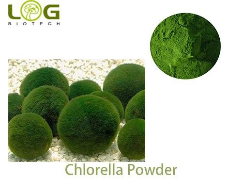 Chlorella - Antypromieniowanie