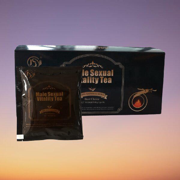 Male Sexual Vitality Tea